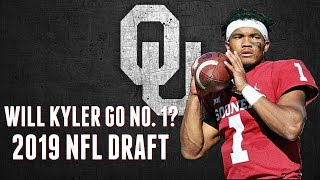 Kyler Murray and 2019 Oklahoma football NFL Draft predictions