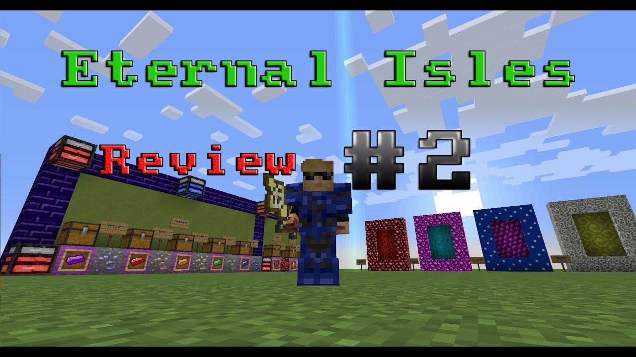 Мод eternal isles 1.7.10
