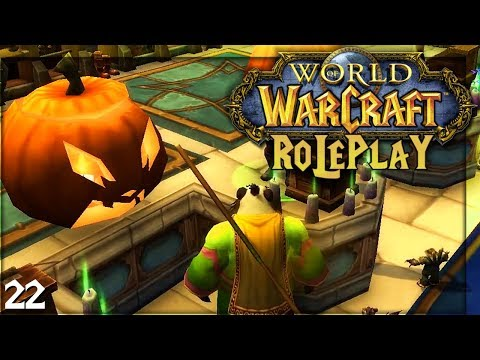 Gruselige Spinnen - WoW Roleplay - #22 - Balui + Baasti - World of Warcraft