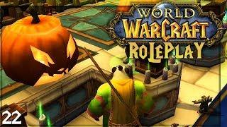 Gruselige Spinnen - WoW Roleplay - #22 - Balui + Baasti - World of Warcraft