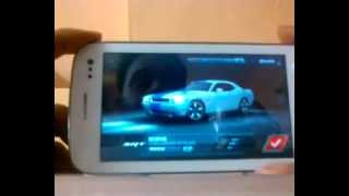 Micromax A110 - NFS Most Wanted Game - User Review