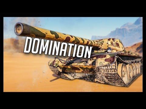 ► DOMINATION! - World of Tanks Gameplay