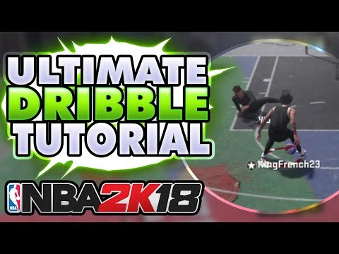 ULTIMATE DRIBBLE TUTORIAL FOR NBA 2K18 • BEST DRIBBLE MOVES TO BREAK ANKLES • BEST COMBOS EVER!
