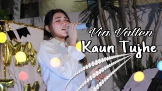 Via Vallen - Kaun Tujhe ( Hindi Cover )