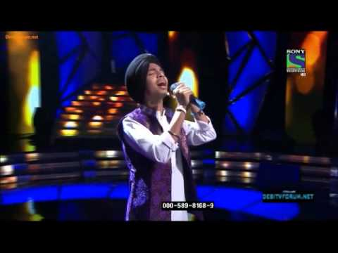 Devendra Pal Singh Indian Idol 6 - 3rd August - Jab Deep Jale...