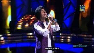 Devendra Pal Singh Indian Idol 6 - 3rd August - Jab Deep Jale Aana - Piya Ke Milan HD Quality