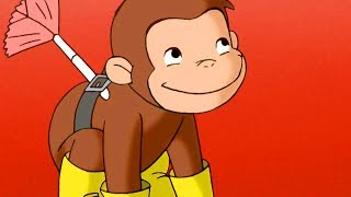 Curious George 🐵Being Hundley  🐵 Kids Cartoon 🐵 Kids Movies | Cartoons for Kids