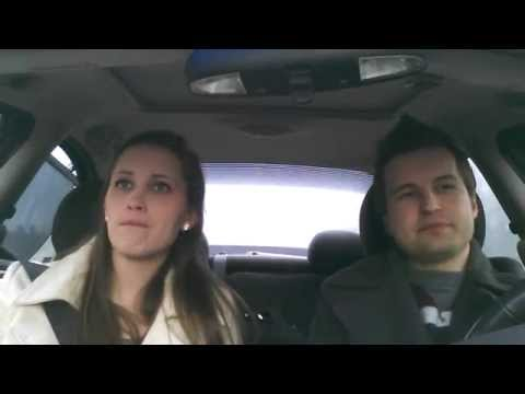 Another couple's rendition of another Frozen song in another car