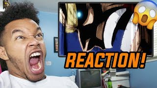 ALL MIGHT VS ALL FOR ONE?! My Hero Academia Season 3 Episode 10 REACTION! (English)