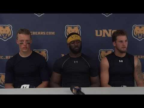 Post-Game Player Interview - Weber State vs Northern Colorado Football