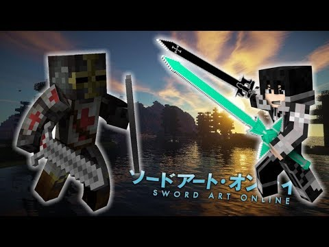 JOINING THE ARMY!!! | SWORD ART ONLINE | EP3 (SAO Minecraft Server ROLEPLAY)