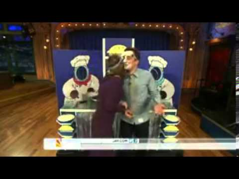 Savannah Guthrie takes a tumble after Jimmy Fallon throws a pie
