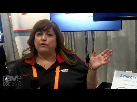 DSE 2015: AVNET Demos the AVmedia Play Software Built on a Hardened RedHat Linux Kernel