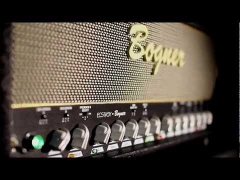 Bogner Ecstasy amp - A Sonic Journey