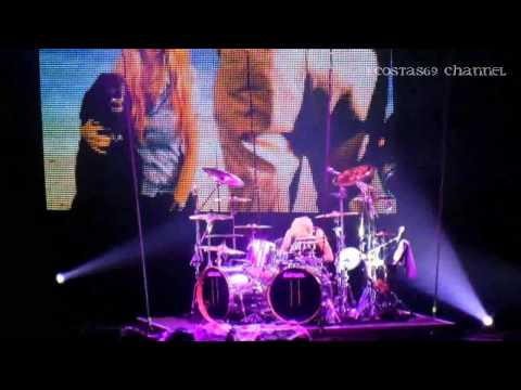 SCORPIONS ATHENS 27.10.2010 PART 7 (JAMES KOTTAK'S SOLO - KOTTAK ATTACK).mp4 Music Videos