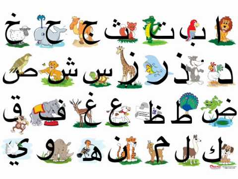 Arabic Alphabet Nasheed video