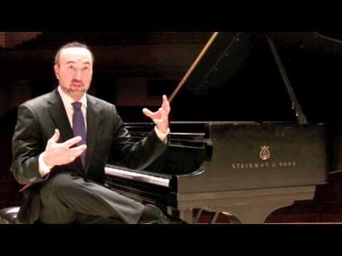 Jon Kimura Parker: Brahms' 2nd Piano Concerto (Concerto Chat)