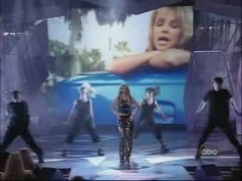 ...Baby one more time (World Music Awards 1999)
