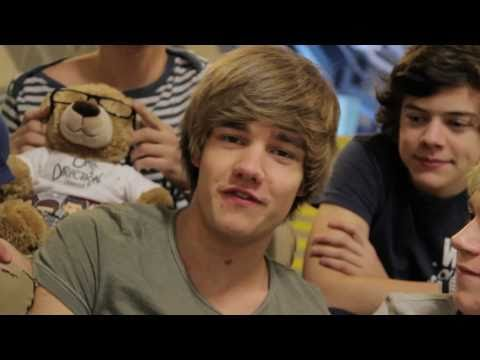 One Direction: Q&A (Part 1)