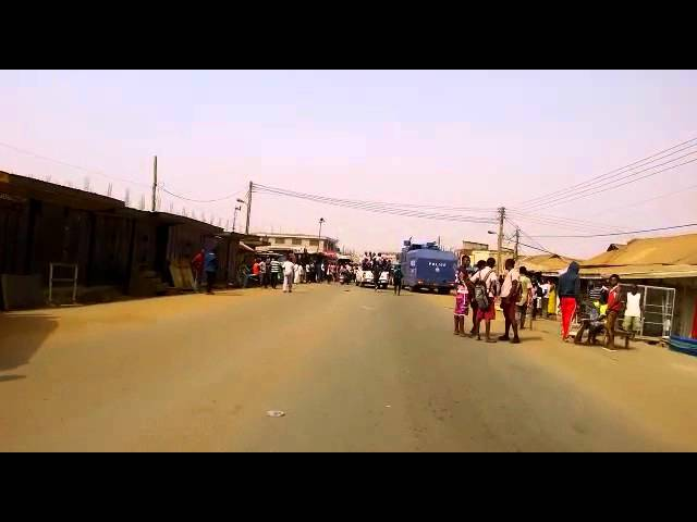 Kumasi Tafo clashes