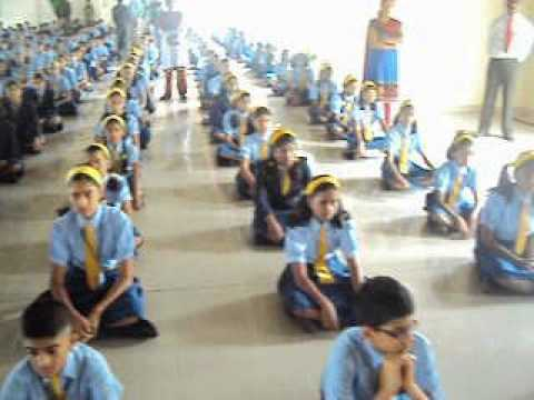 Podar international school satara neighbourhood program 2014