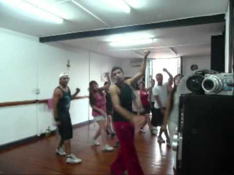 Cia Movimiento y ritmo - Vem me dengar Tche garotos Laranjinha Adysa (adrogue)
