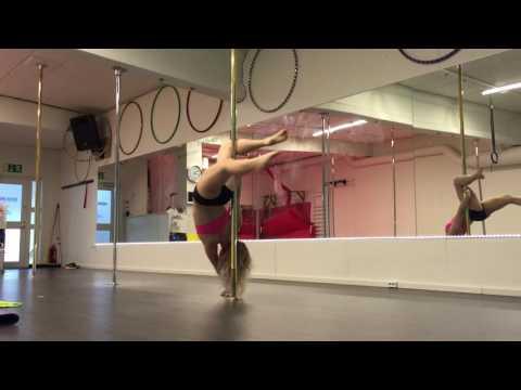 pole dance ostersund