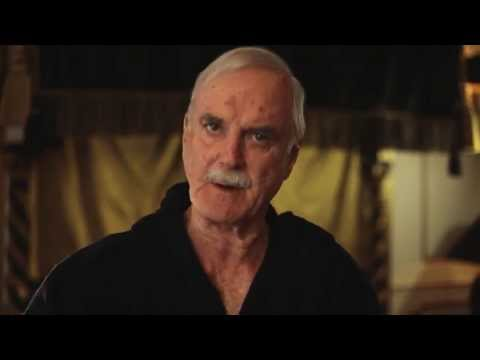 John Cleese on why he doesn't use HealGel...