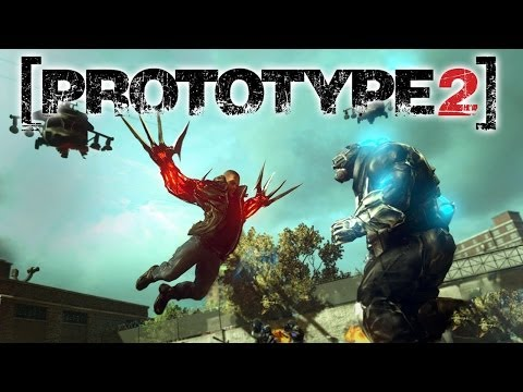MORE TENTACLES | Prototype 2 - Part 2 Music Videos