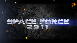 Space Force 2911 (3-D) Animaj Animated Movie