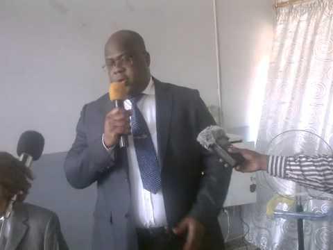 TEMOIGNAGE DE FELIX TSHISEKEDI SUR DIOMI - COMITE DE SOUTIEN A LA LIBERATION DE DIOMI NDONGALA