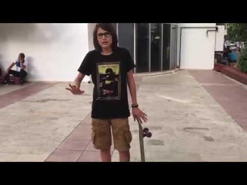 Kaykay Nasıl Sürülür? (Basit Anlatım)How To Ride a Skateboard