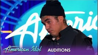 Alejandro Aranda: Will This Shy Street Performer Be The Next American Idol?