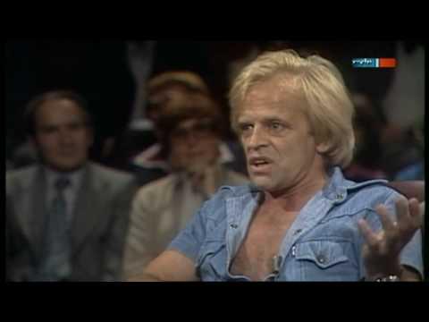 Je später der Abend, Klaus Kinski 1977