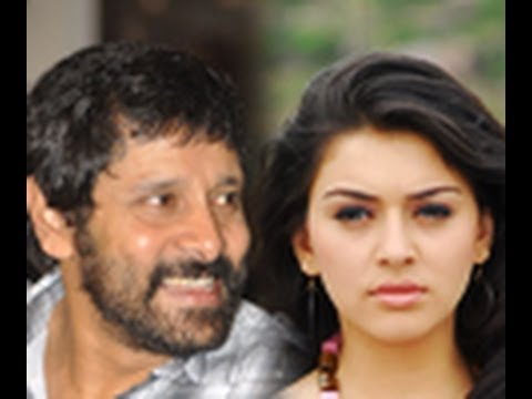 Hansika rejected Vikram's Movie