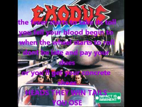 Exodus - Heads They Win (Tails You Lose)