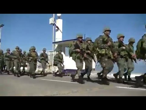 Philippine Marines - Battalion Deployment | Armed Forces of the Philippines