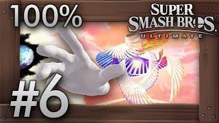 Super Smash Bros. Ultimate: World of Light Part 6 - Gourmet Race & Galeem - 100% Walkthrough