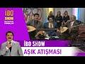 Aşık Mahsuni Şerif ile Murat Çobanoğlu'nun Atışması - İbo Show mp3 indir