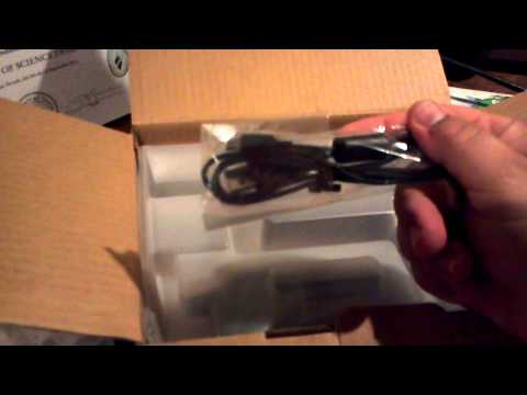 Kenwood TH-D72a Unboxing