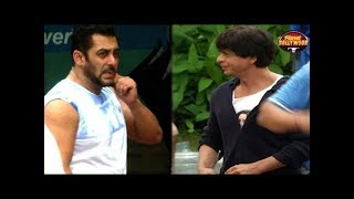 Shahrukh Khan On How Easily Salman Khan Said Yes For A Cameo In His Dwarf Movie