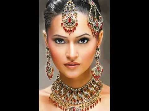 Indian - Pakistani Bridal MAKE UP and Jewelry ... (PHOTOS)