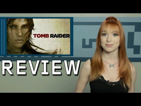 Tomb Raider Review w/ Lisa Foiles - The Good. the Bad. and the Rating - TGS