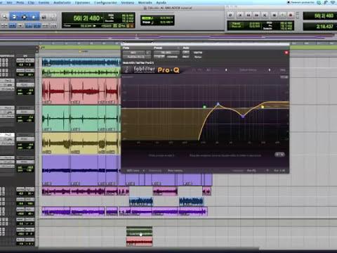 Tutorial 3. Grabación y Mezcla de la Percusión en la Salsa (El Timbal)