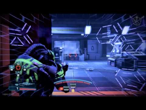 Mass Effect 3: Thunderdome SOLO (GI: Javeline) NO HUNTER MODE