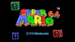 SUPER MARIO 64 | CAPS WING-VANISH-METAL |
