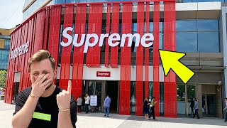 I VISTED THE FAKE SUPREME STORE IN CHINA *KICKED OUT*