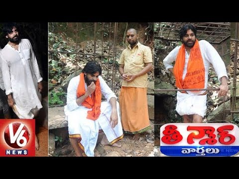 JanaSena Chief Pawan Kalyan Visits Tirumala, Offers Special Prayers To Lord Venkateswara | Teenmaar