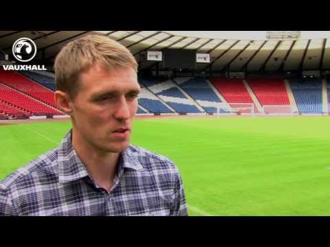 Darren Fletcher disappointed to miss Wembley but urges teammates to become Scotland heroes