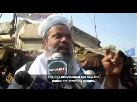 Crime of Blasphemy in Islamic Republic Pakistan and Punishment
